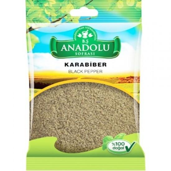 Anadolu Sofrası Karabiber