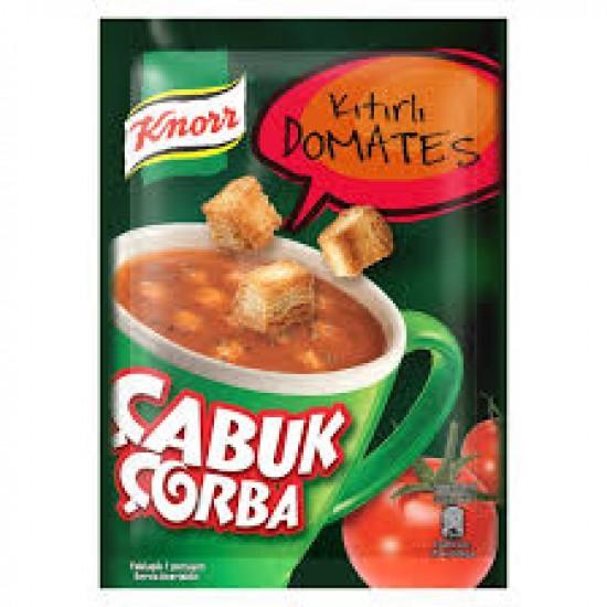 Knorr Kıtırlı Domates Çorbası