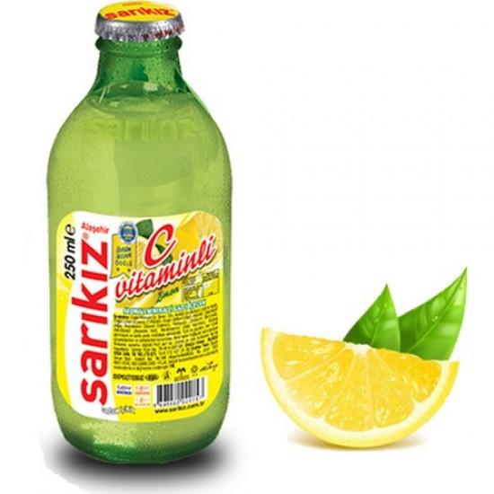 Sarıkız C Vitaminli Limon Sodası