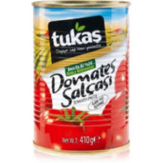 Tukaş Domates Salçası 410 GR