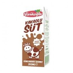 Yörükoğlu Kakaolu Süt 180 ML